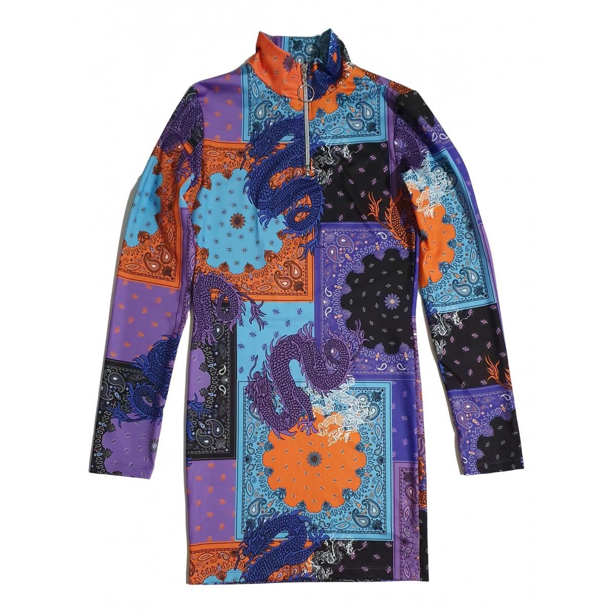 Jaded London - Robe   pour femme - multicolore