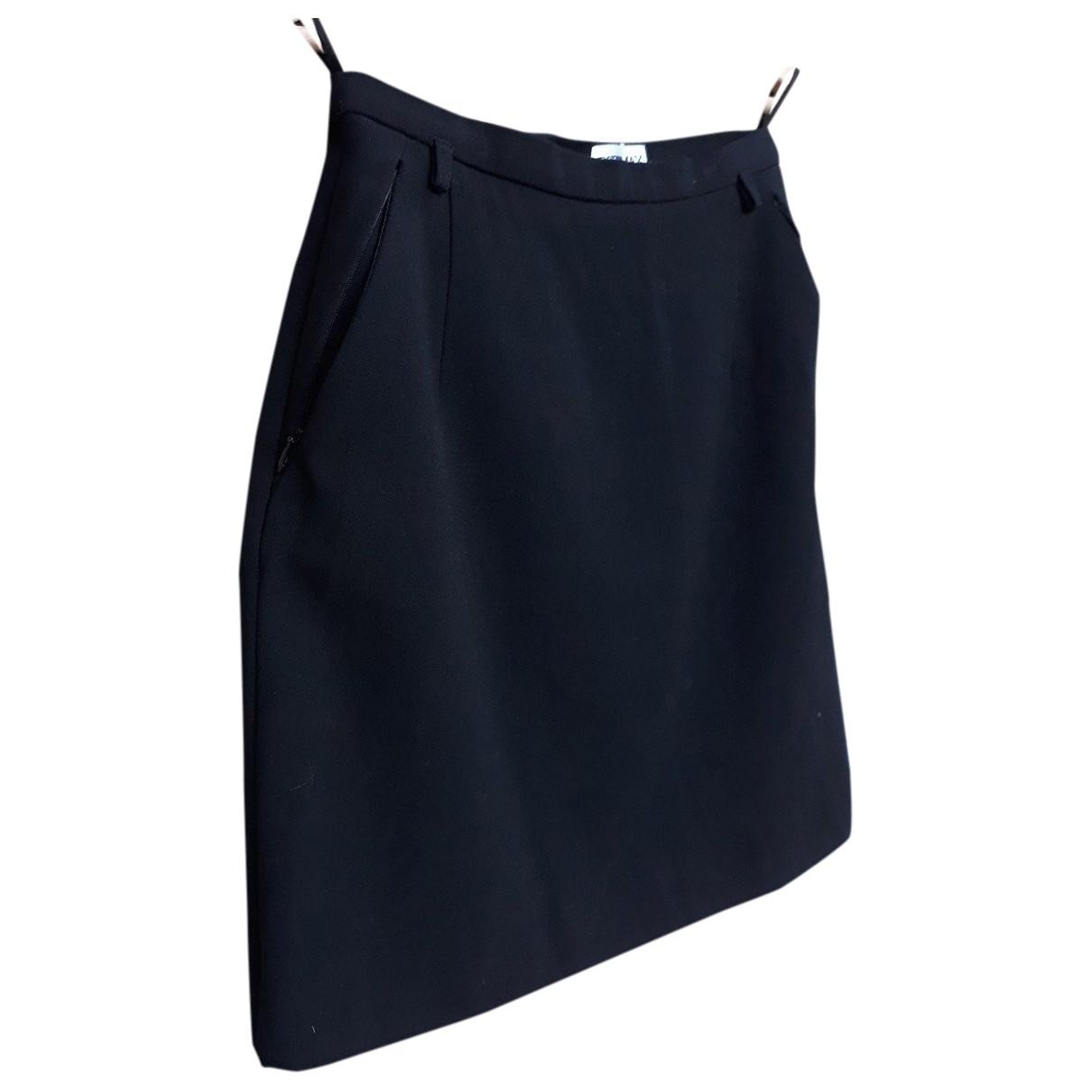 Mini falda de Lana Sport Max