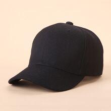 Kleinkind Kinder einfarbiger Baseball Hut