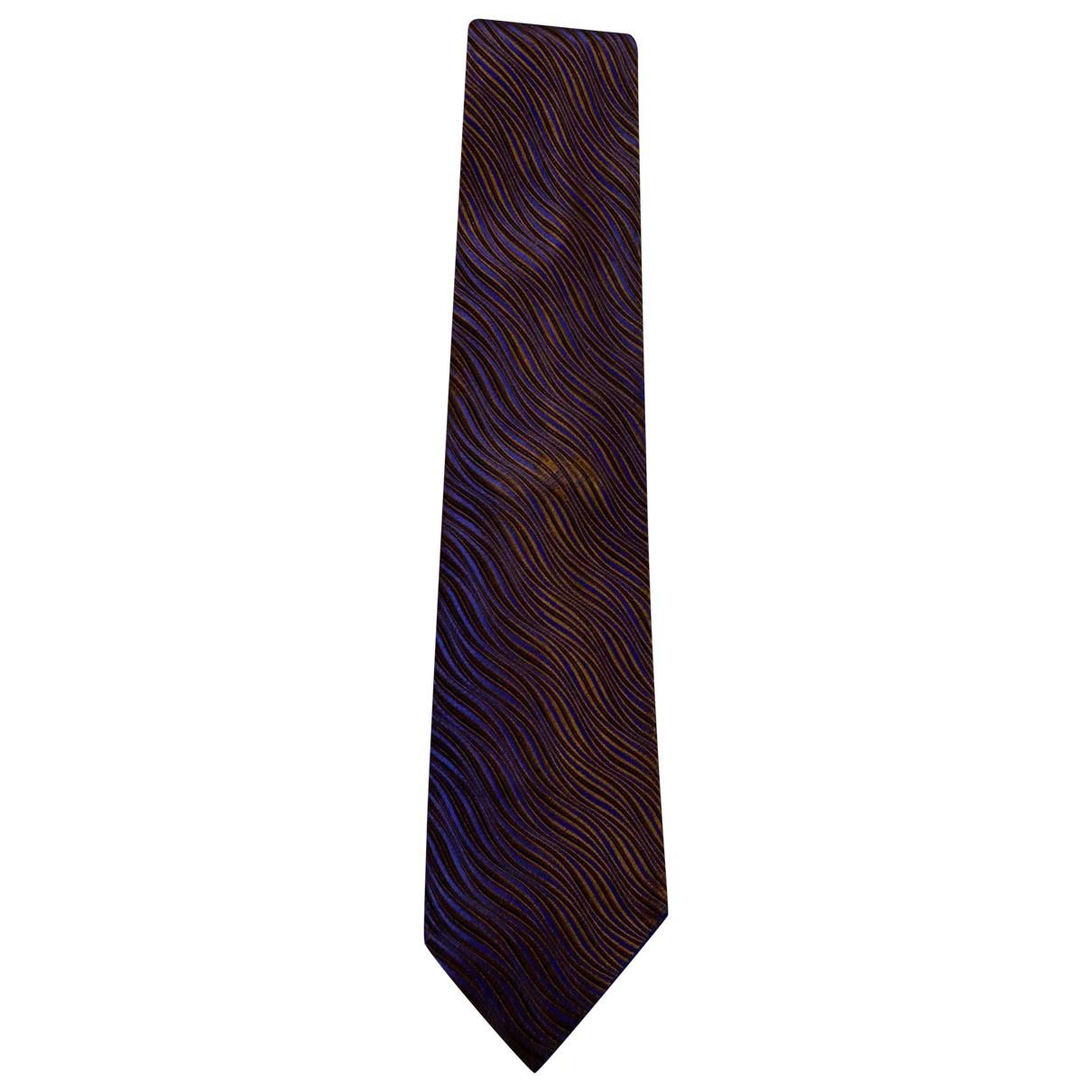 Gucci N Brown Silk Ties for Men N