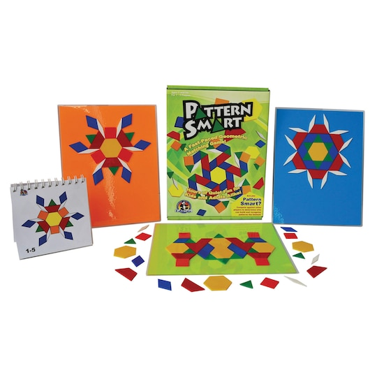 Pattern Smart: A Fast-Paced Geometric Matching Game By Edustic | Michaels®