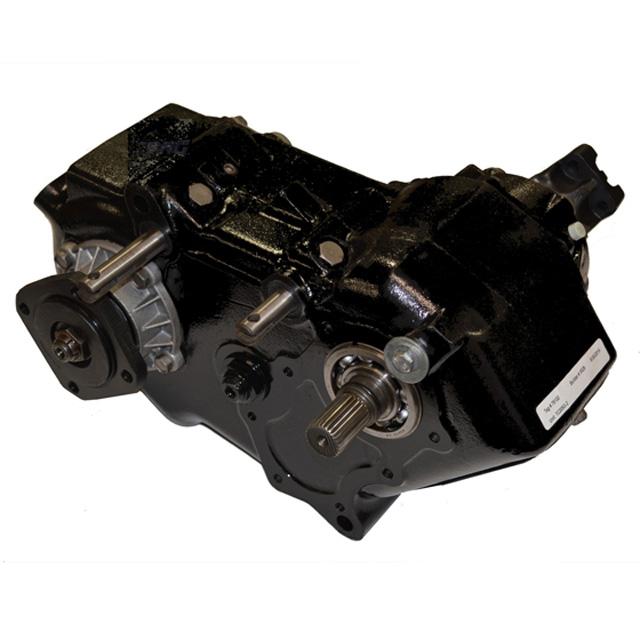NP205 Transfer Case for GM 80-83 K-Series w/10 External Spline Input Zumbrota Drivetrain RTC205G-3
