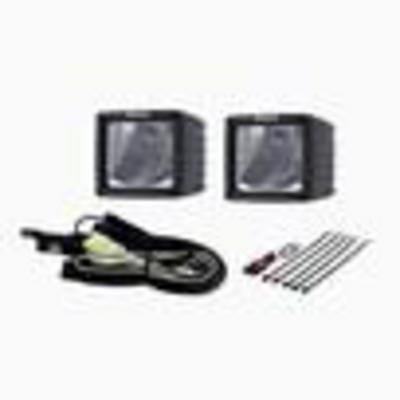 PIAA RF Series 3 Inch LED Cube Light Driving Beam Kit - 7603