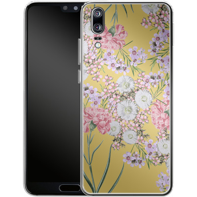 Huawei P20 Silikon Handyhuelle - Natural Beauty von Zala Farah