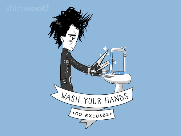 No Excuses To Wash T Shirt