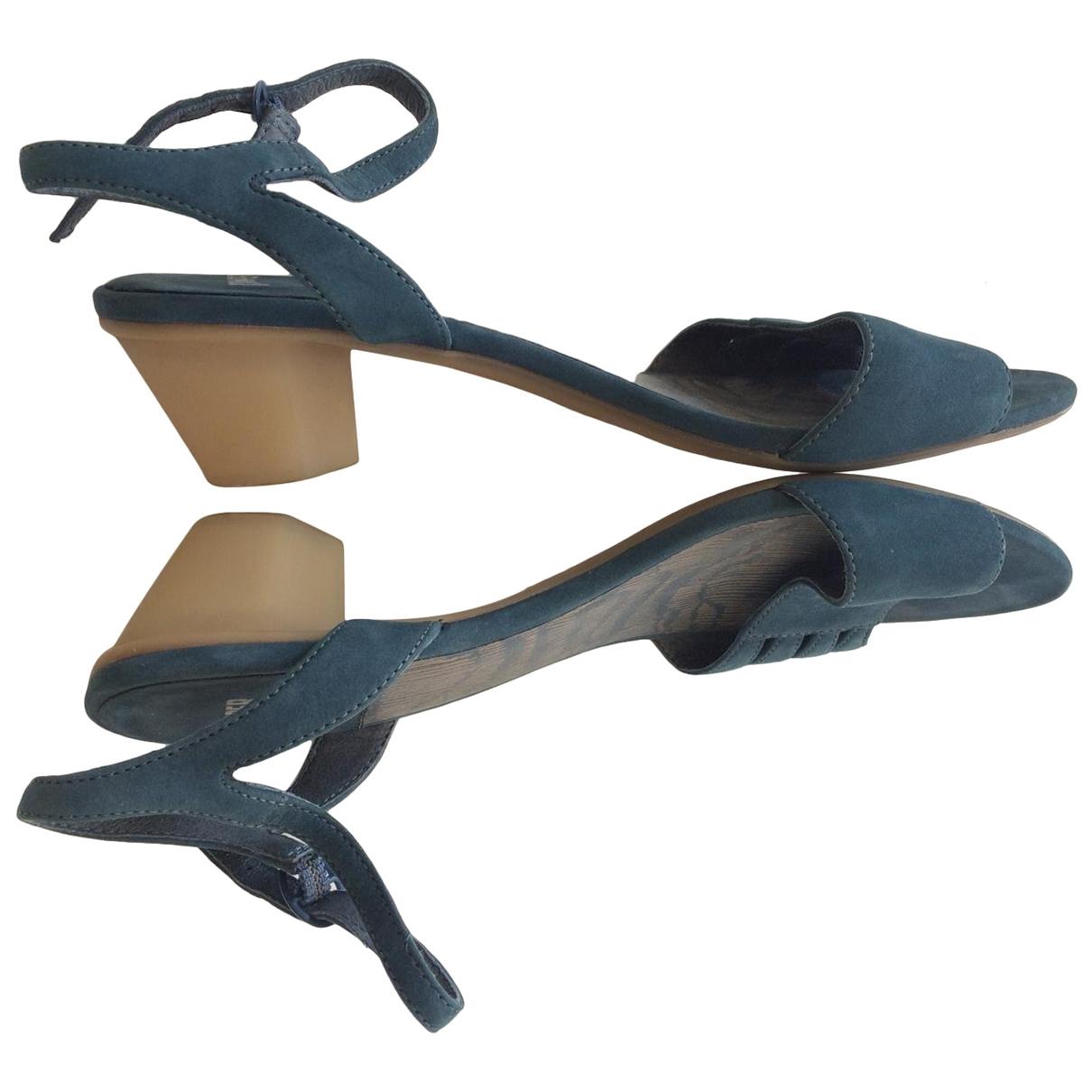 Sandalias romanas de Cuero Camper