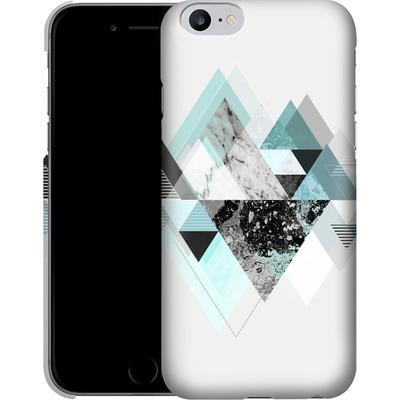 Apple iPhone 6s Plus Smartphone Huelle - Graphic 110 - Turquoise von Mareike Bohmer