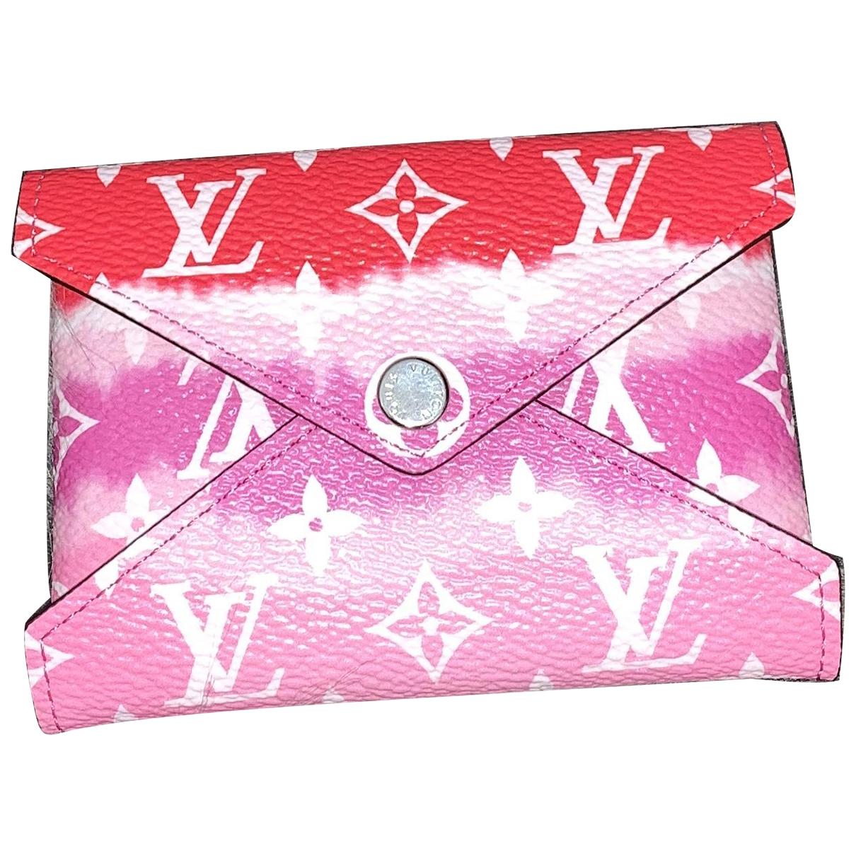 Louis Vuitton Kirigami Red Cloth Clutch bag for Women \N