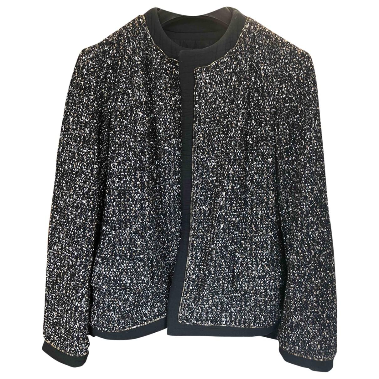 Yves Saint Laurent \N Multicolour Wool jacket for Women 38 FR