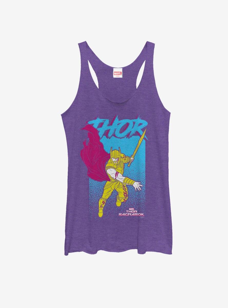 Marvel Thor: Ragnarok Cape Womens Tank
