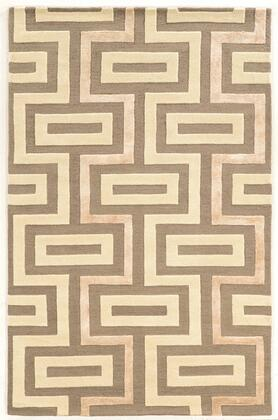 RUGAE1481 8 x 10 Rectangle Area Rug in