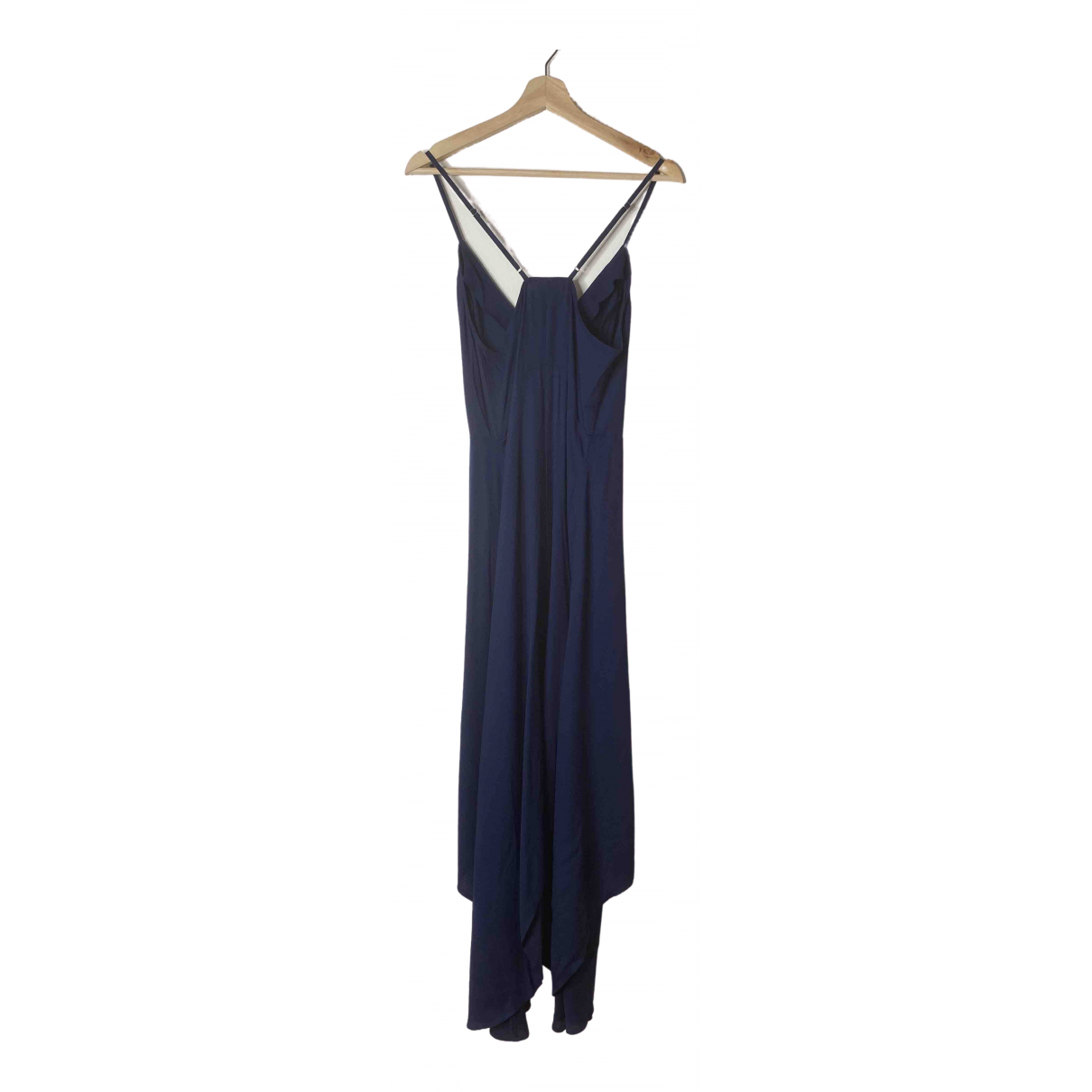 Reformation \N Navy dress for Women 8 US