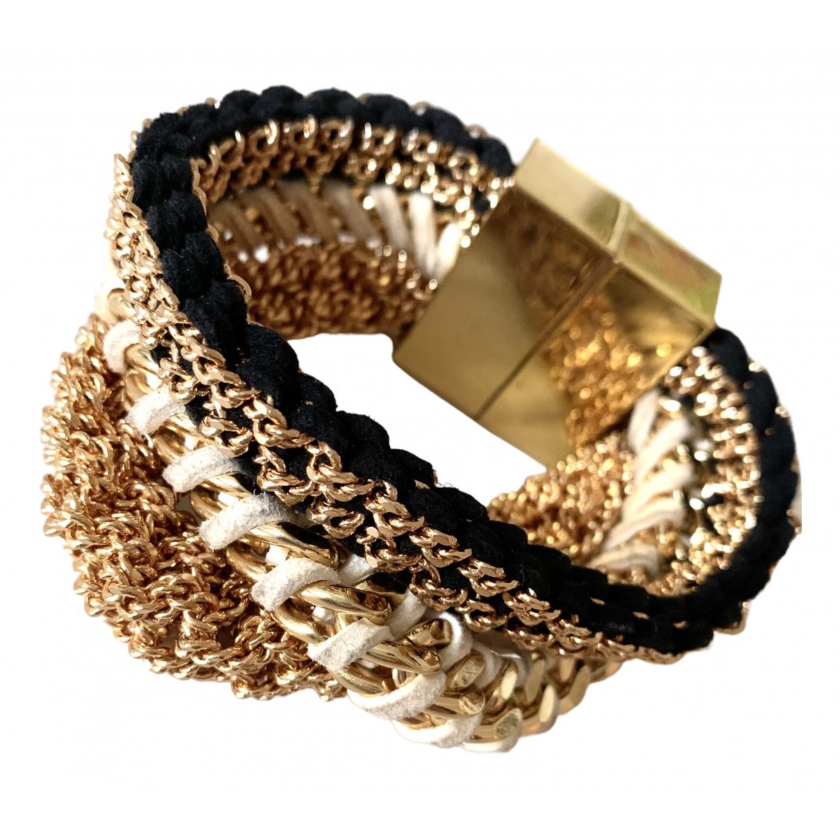 Bex Rox - Bracelet   pour femme en chaine - dore