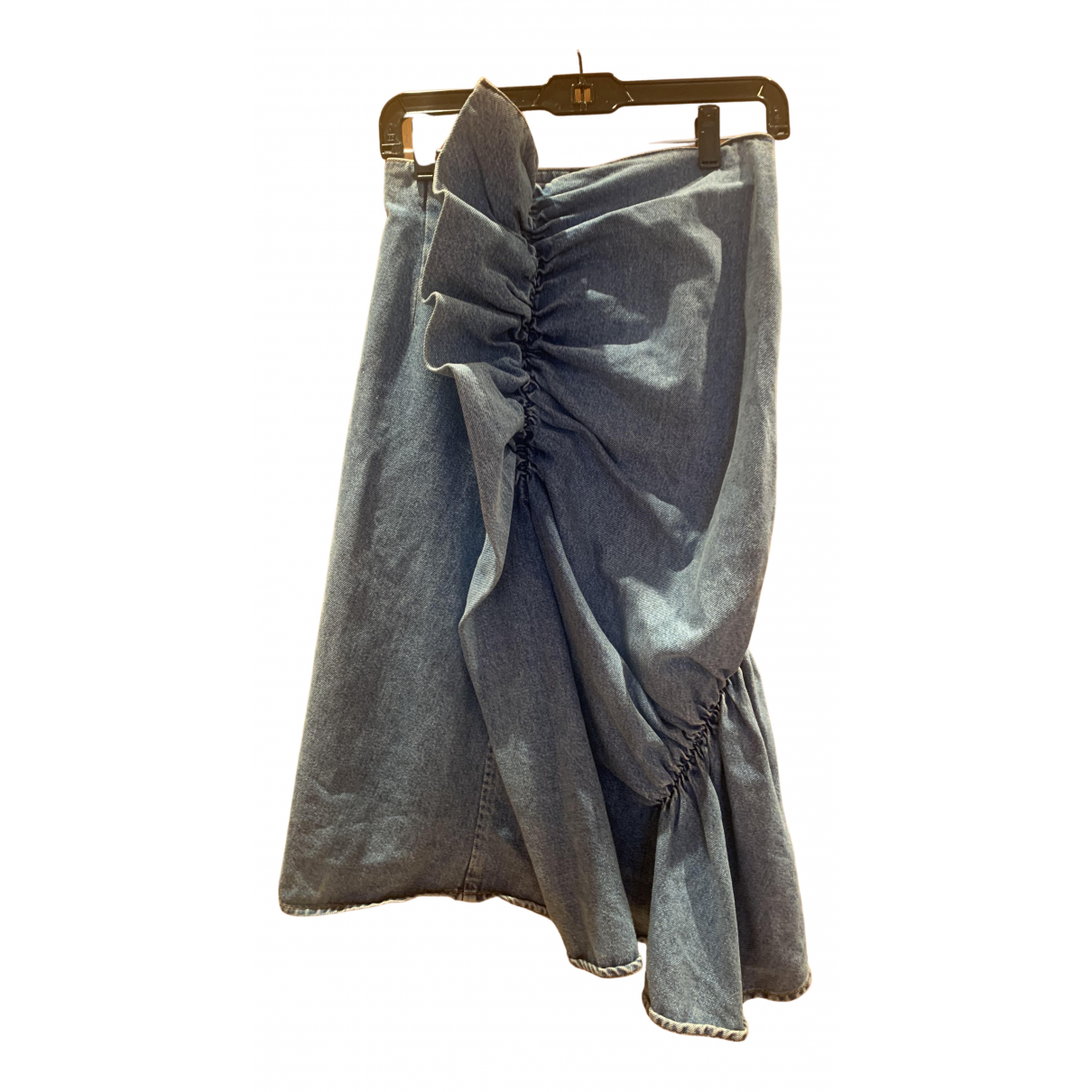 J.w. Anderson N Blue Cotton skirt for Women 6 UK