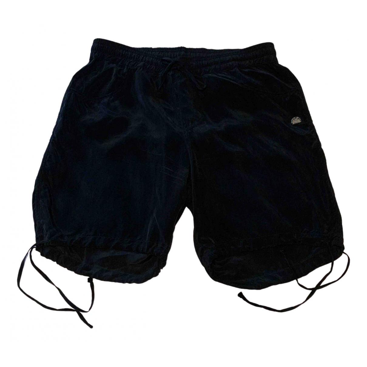 Sundek \N Shorts in  Schwarz Seide