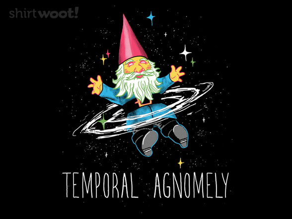 Temporal Agnomely T Shirt