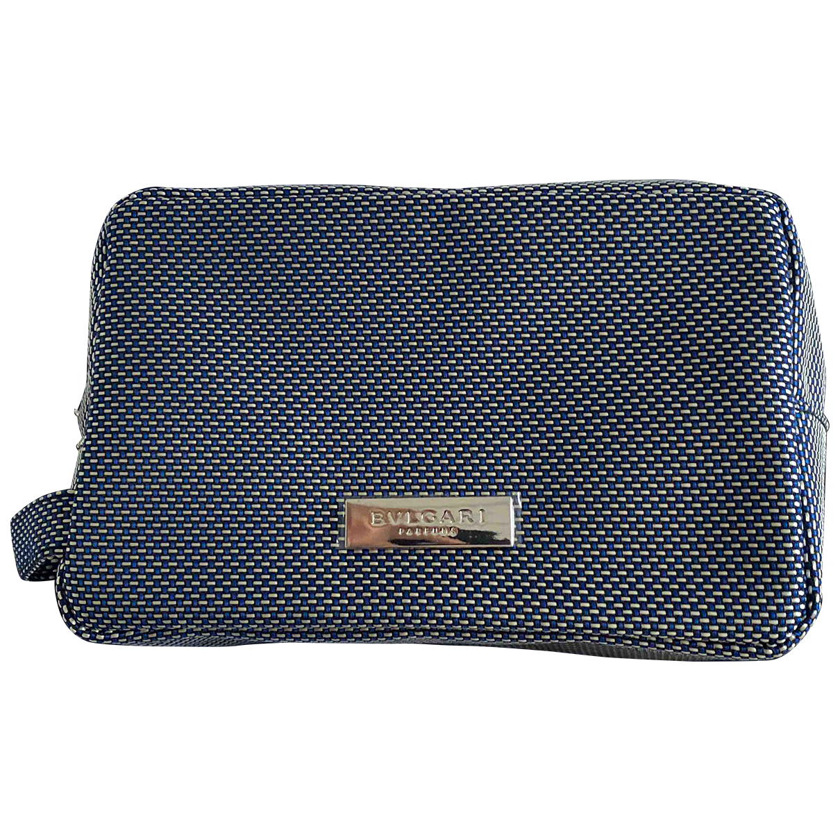 Bvlgari \N Cotton Small bag, wallet & cases for Men \N