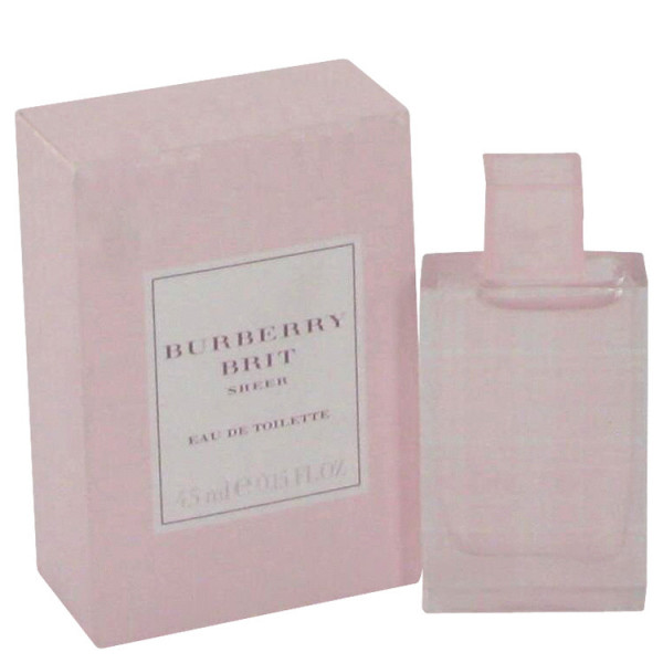 Burberry - Burberry Brit Sheer : Eau de Toilette Spray 2 ML