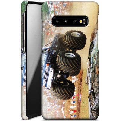 Samsung Galaxy S10 Smartphone Huelle - Old School Jump von Bigfoot 4x4