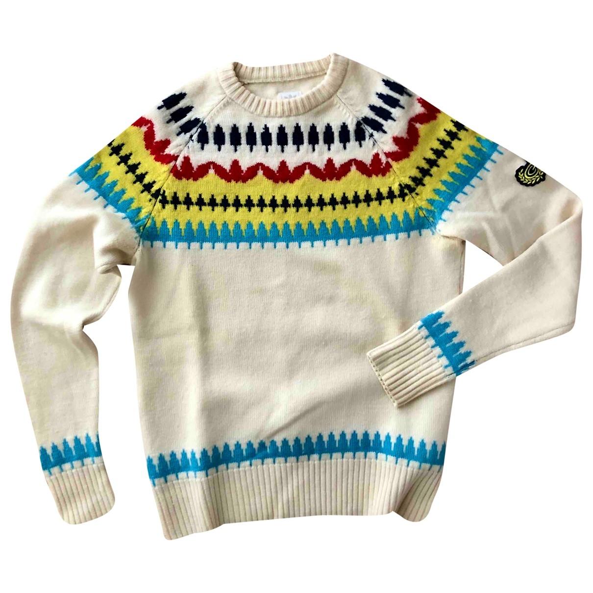 Adidas \N Pullover.Westen.Sweatshirts  in  Ecru Wolle