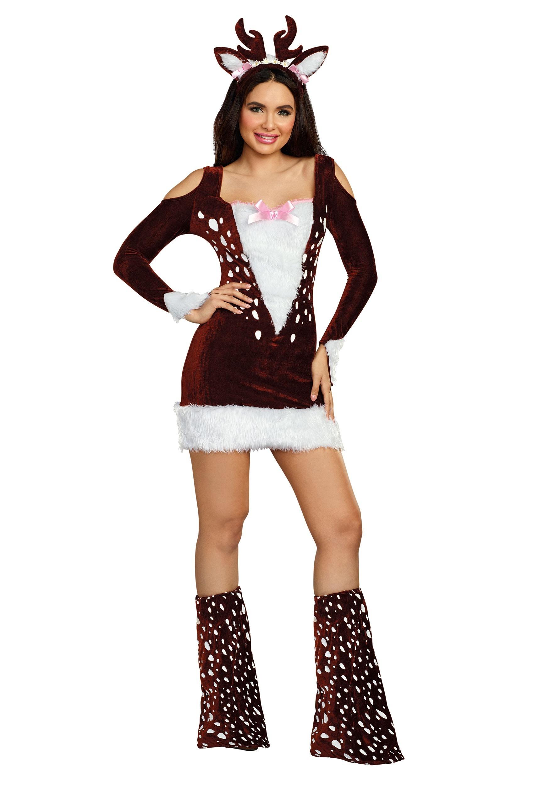 Deer Me Costume for Women