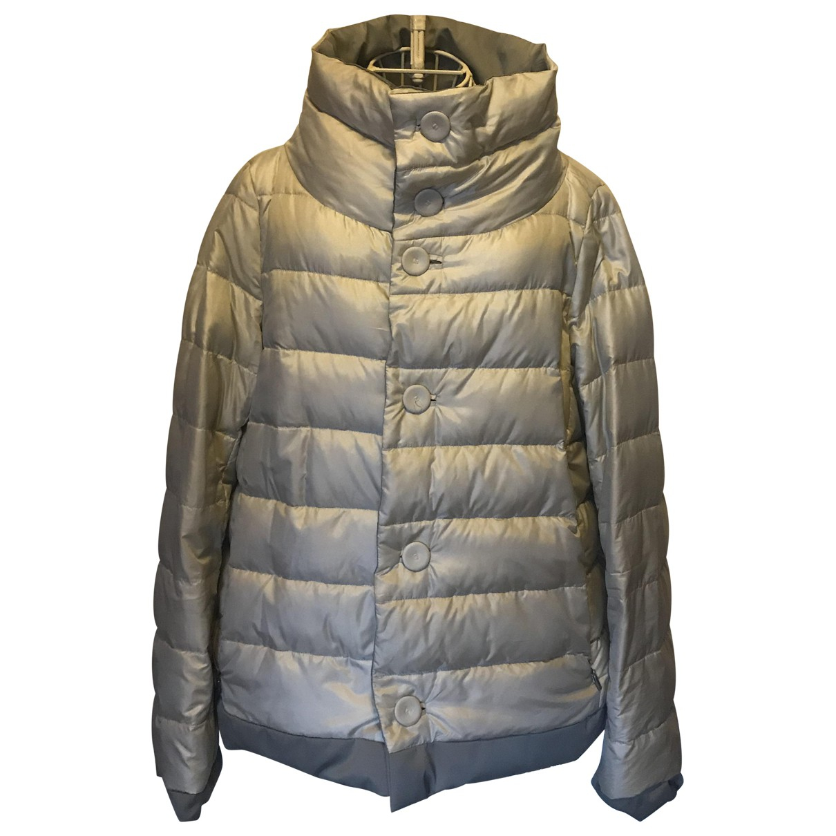 Max Mara Weekend \N Jacke in  Beige Polyester