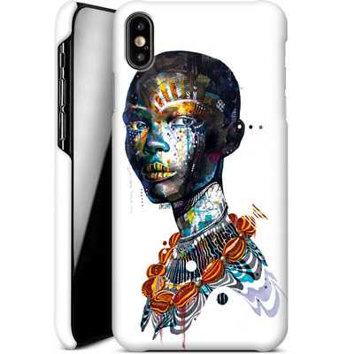 Apple iPhone XS Max Smartphone Huelle - Zebra von Minjae Lee