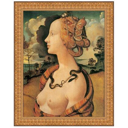 DA2293 33X41 Portrait Simonetta Vespucci