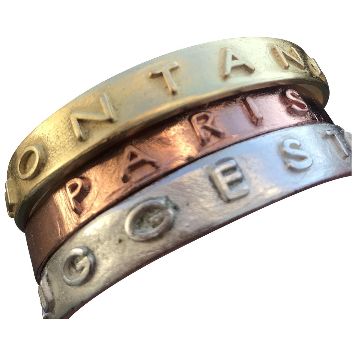 Claude Montana \N Armband in  Bunt Metall