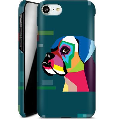 Apple iPhone 7 Smartphone Huelle - Pop Dog von Mark Ashkenazi