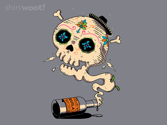 Tequila's Ghost T Shirt