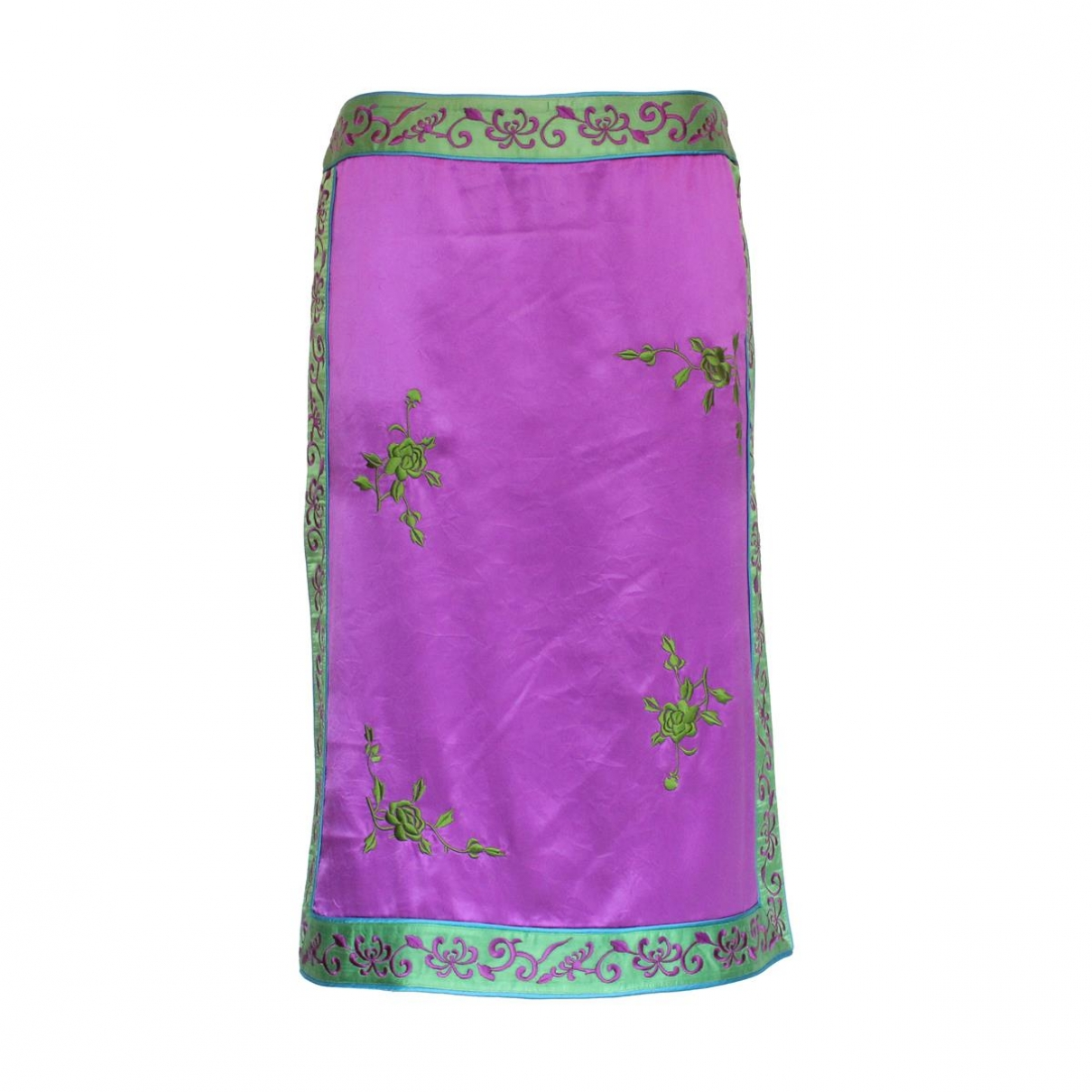 Paul Smith \N Multicolour Silk skirt for Women 44 IT