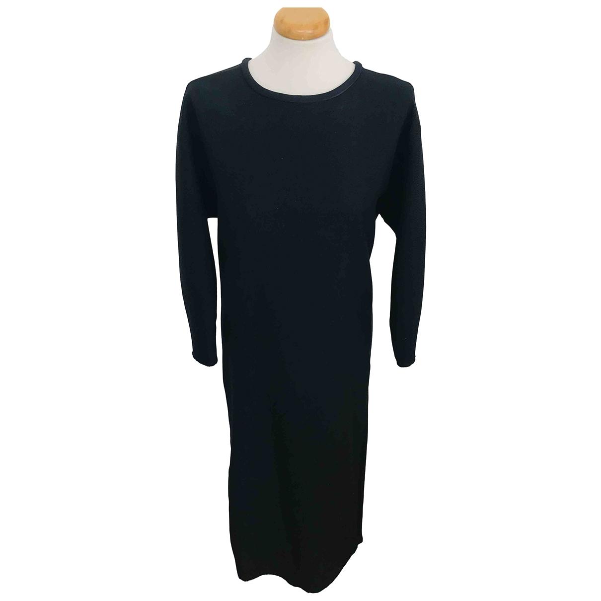 Isabel Marant \N Kleid in  Schwarz Wolle