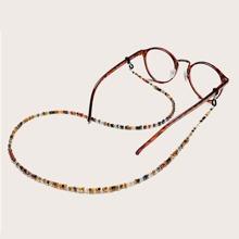 Cadena de gafas con cuenta