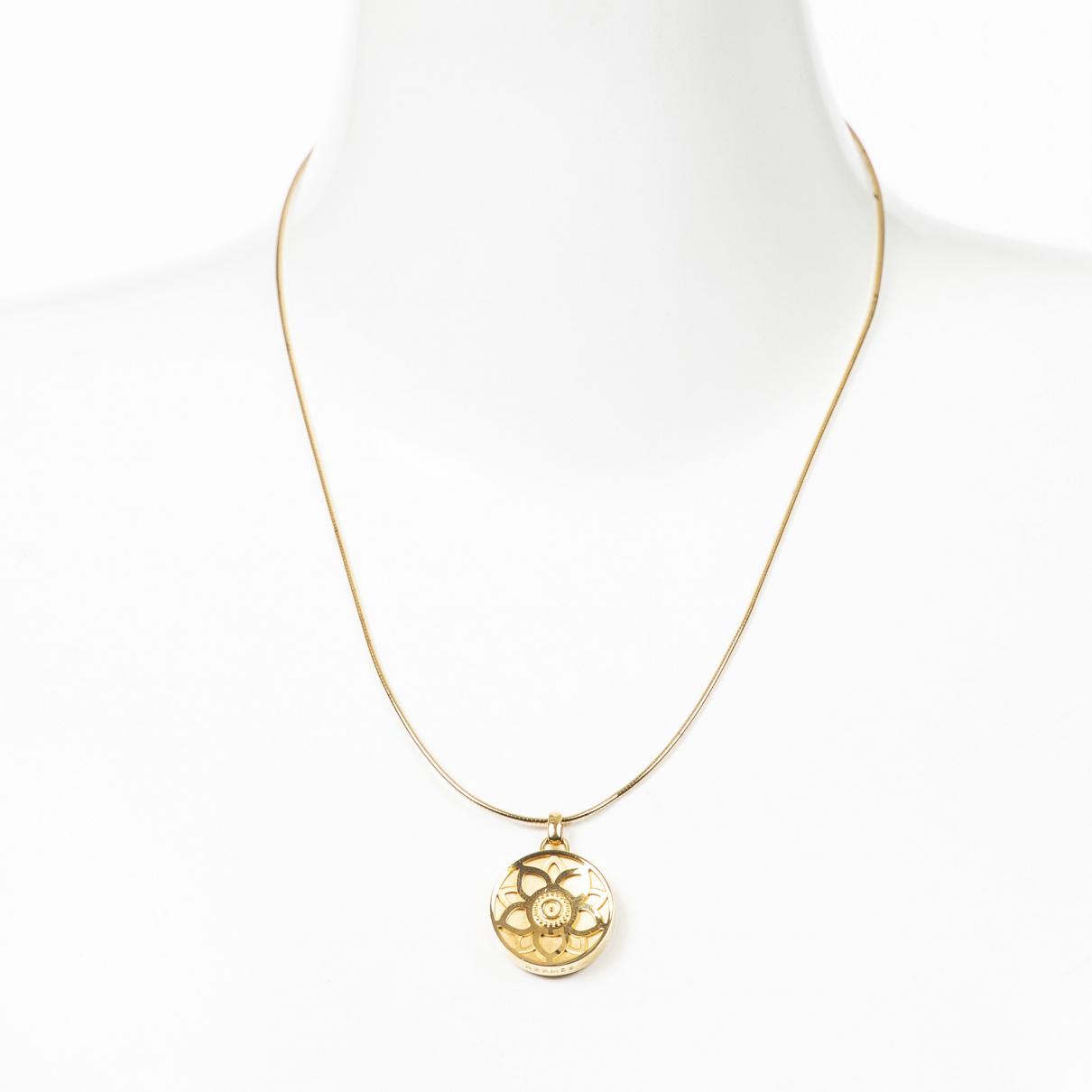 Hermes \N Kette in  Gold Metall