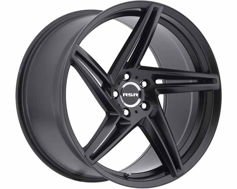 RSR Black  Type R802 Wheel 20x10.5 5x120 35mm