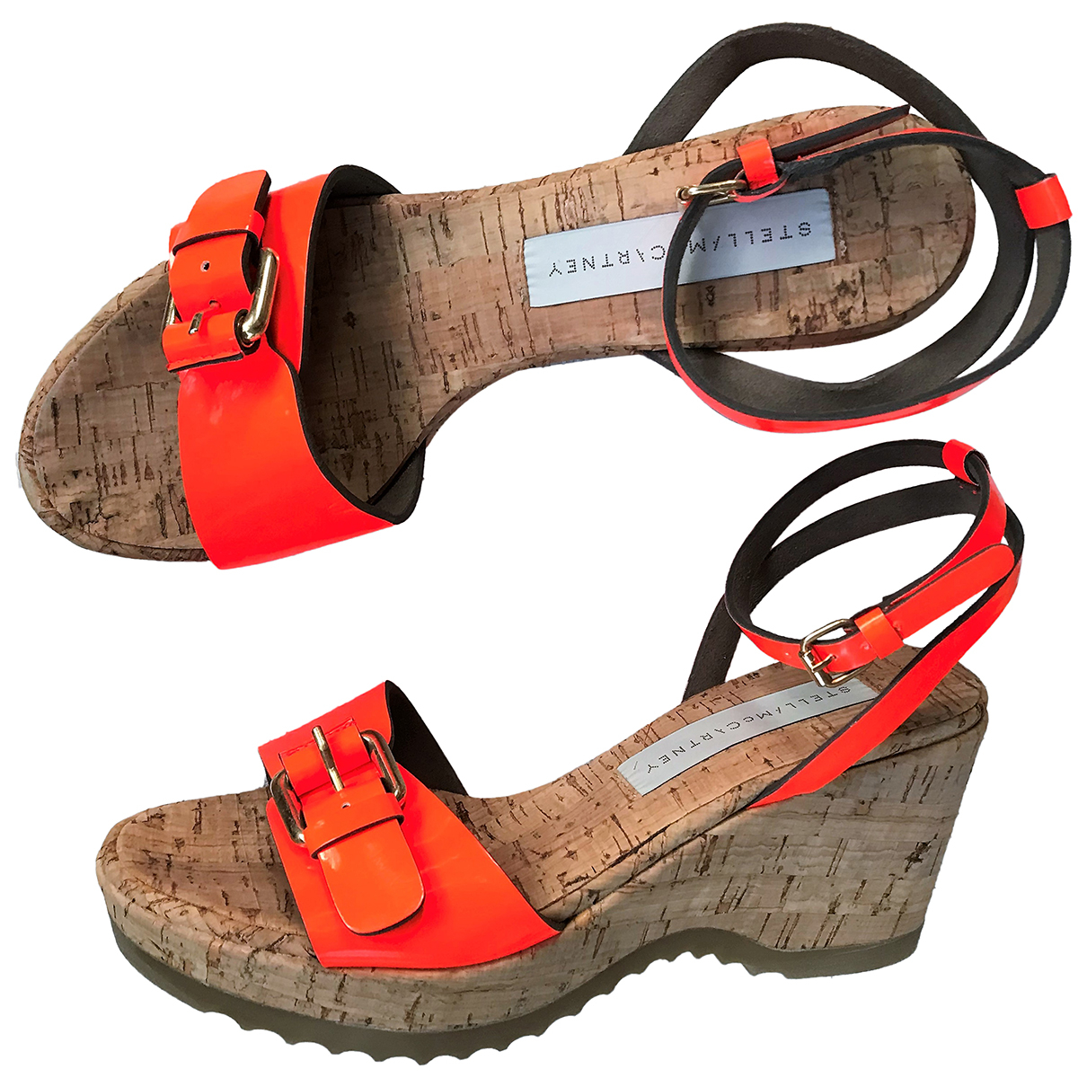 Sandalias de Lona Stella Mccartney