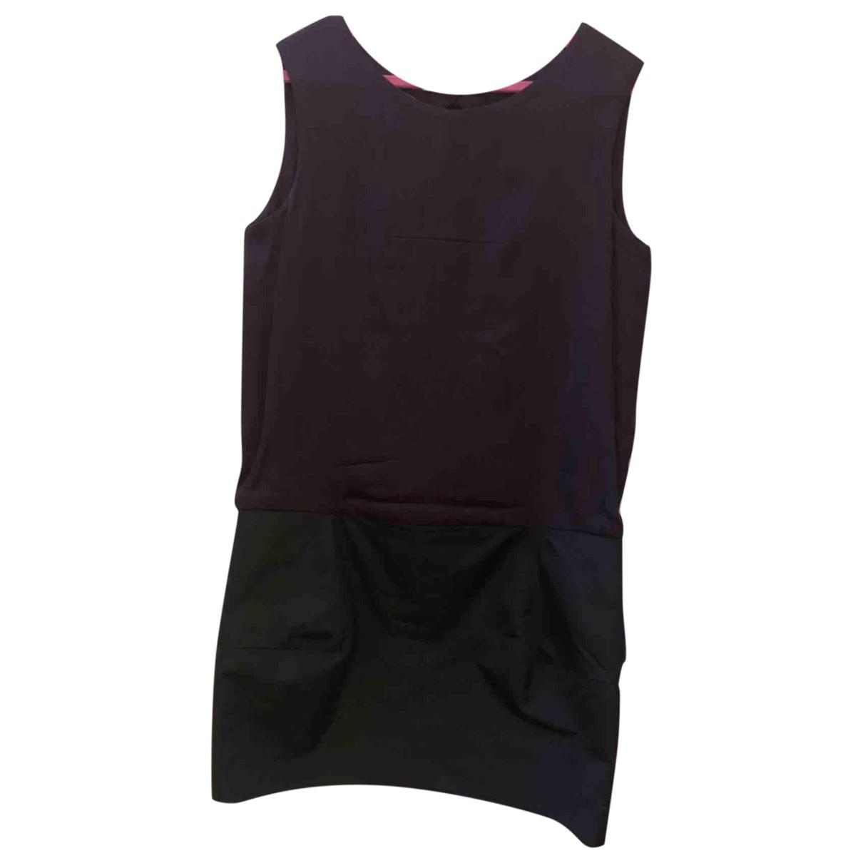Marni \N Kleid in  Lila Seide