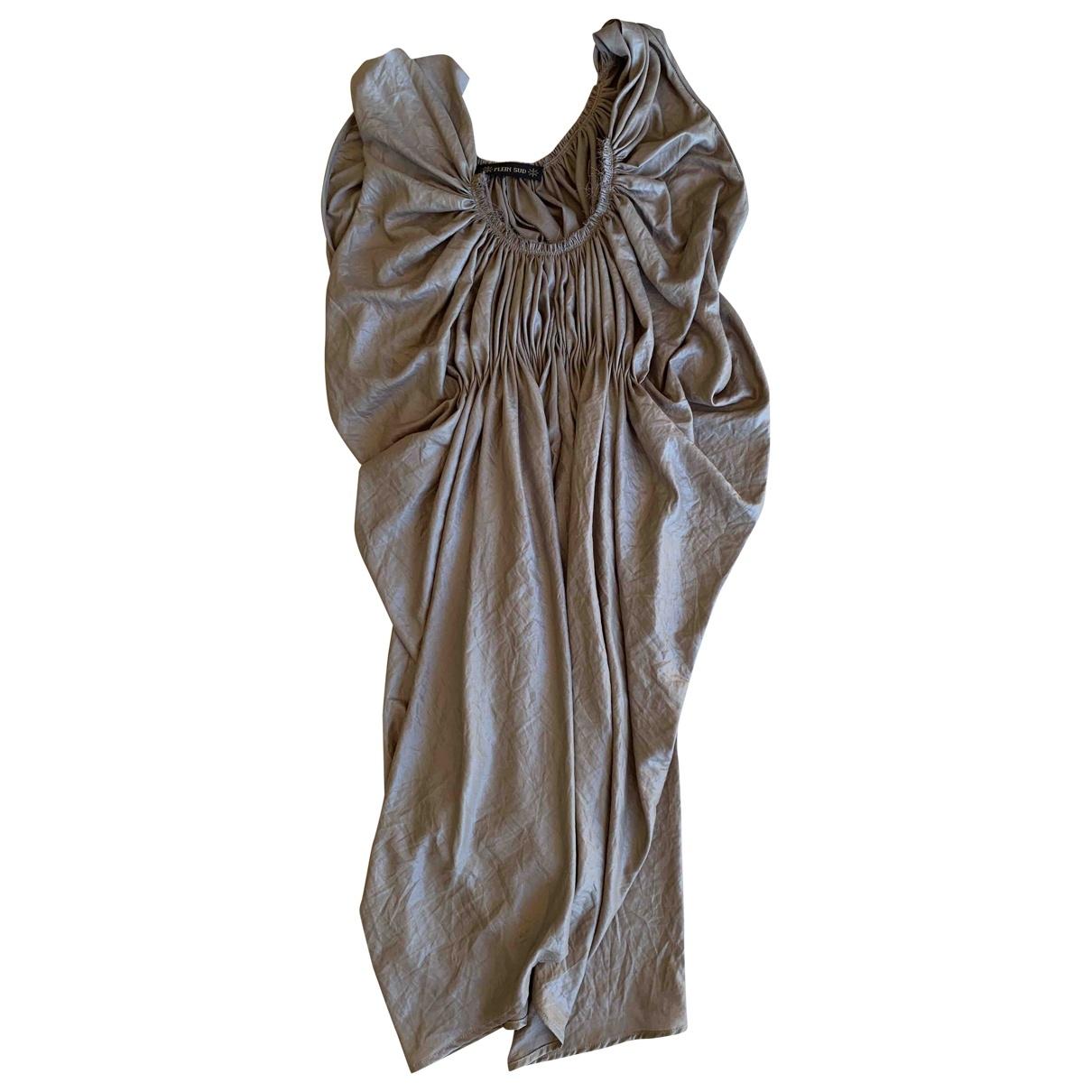 Plein Sud \N Beige dress for Women 44 IT
