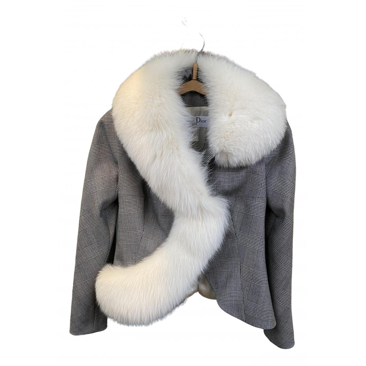 Dior \N Jacke in Wolle