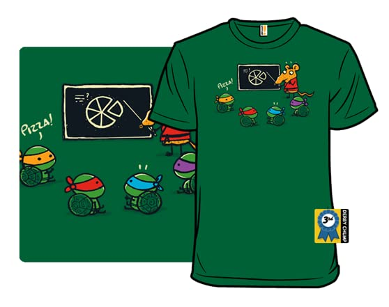 Fractions T Shirt