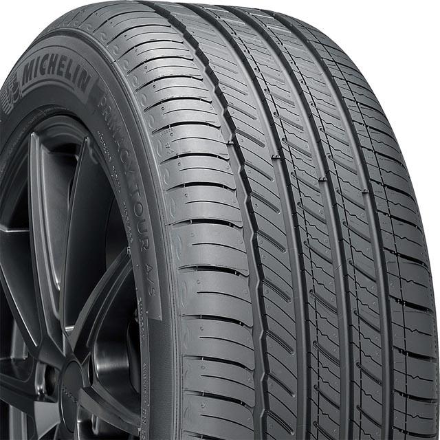 Michelin 69369 Primacy Tour A/S Tire 245/40 R19 94V SL BSW