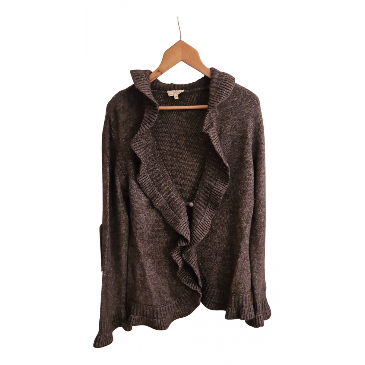 Gerard Darel N Grey Wool Knitwear for Women 4 0-5