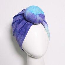 Hut mit Knoten Design