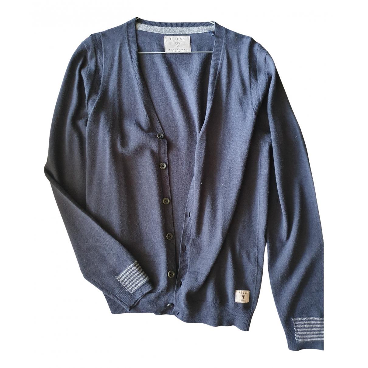 Guess \N Blue Knitwear & Sweatshirts for Men XS International