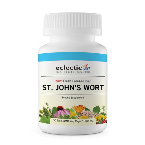 St. John's Wort 50 Caps by Eclectic Institute Inc