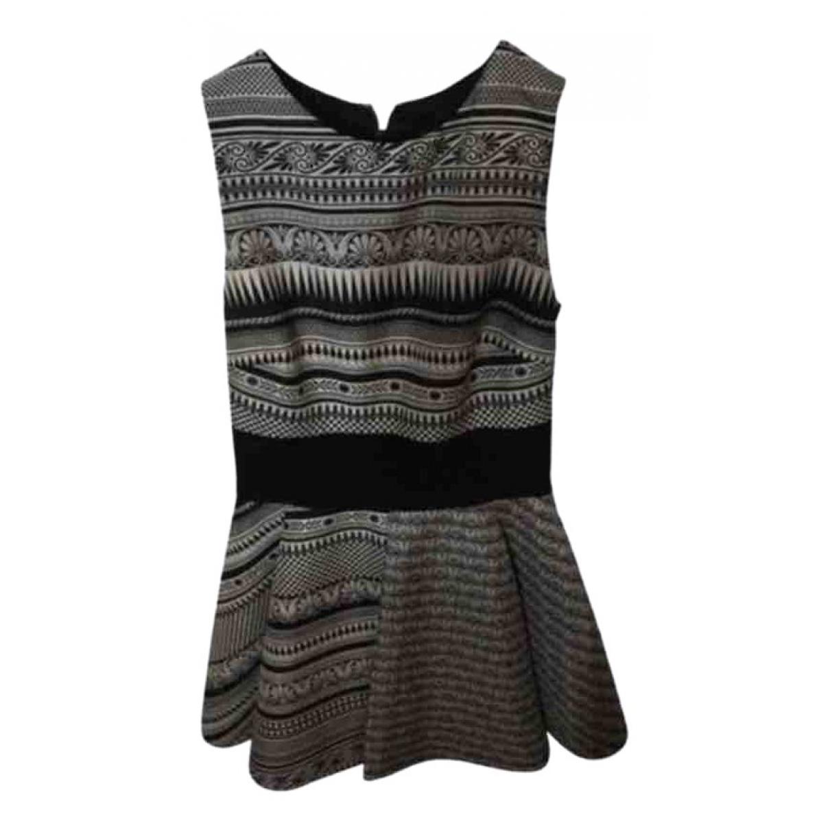 Fausto Puglisi \N Silk dress for Women 42 IT