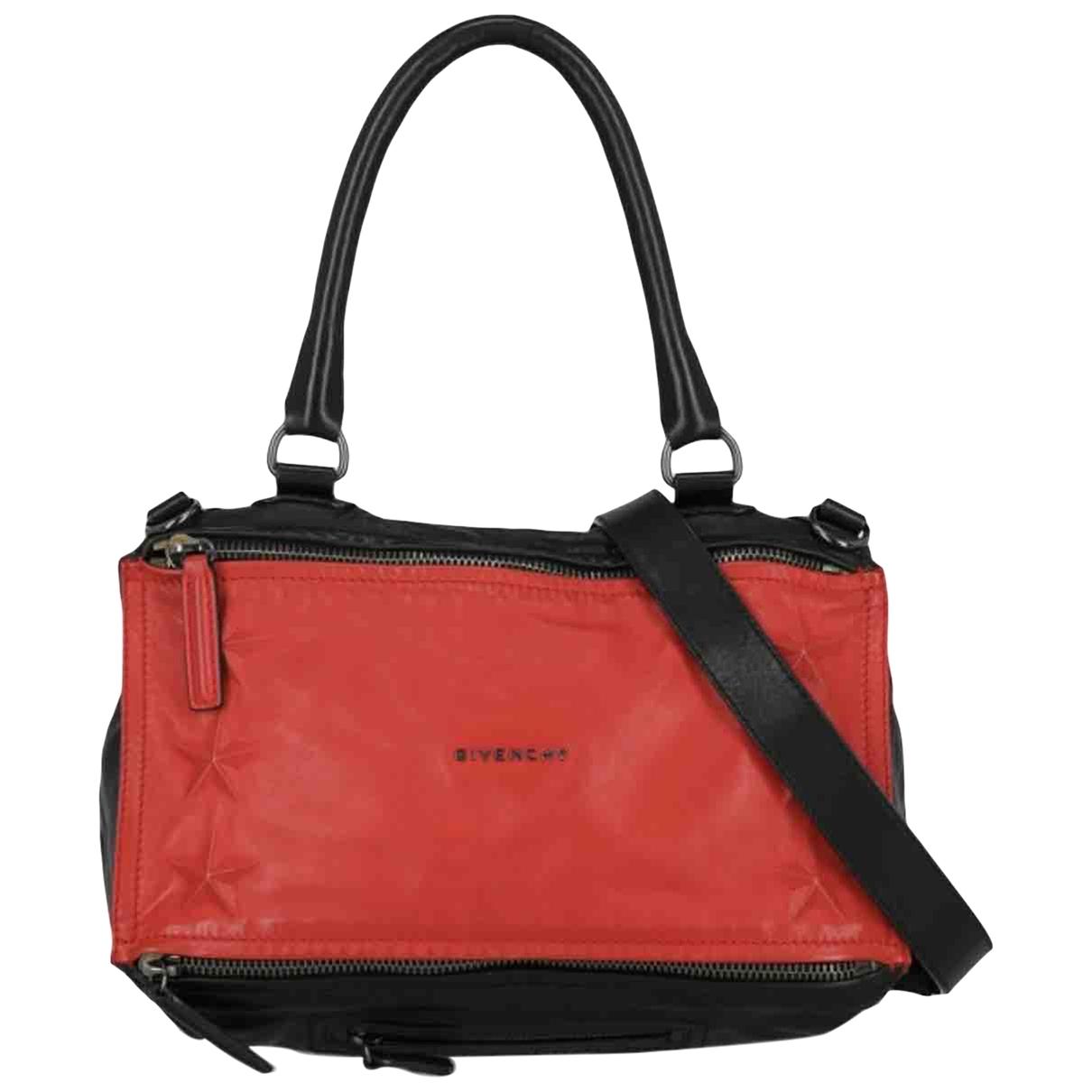 Givenchy - Sac a main Pandora pour femme en cuir - noir