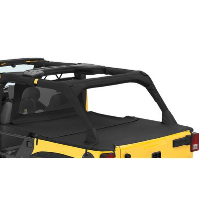 Bestop Duster Deck Cover Extension (Black Diamond) - 90034-35