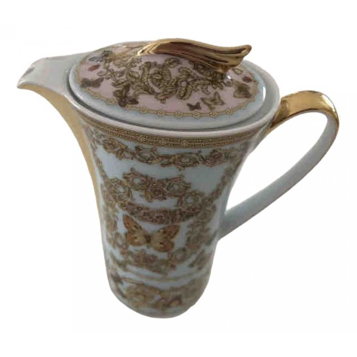 Tetera de Porcelana Versace